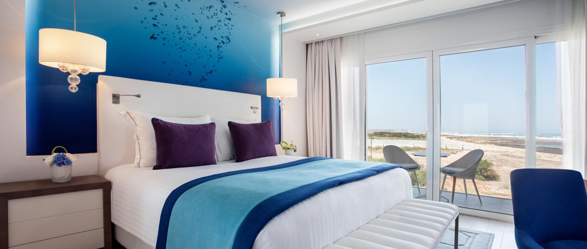 Suite Deluxe hôtel Casablanca