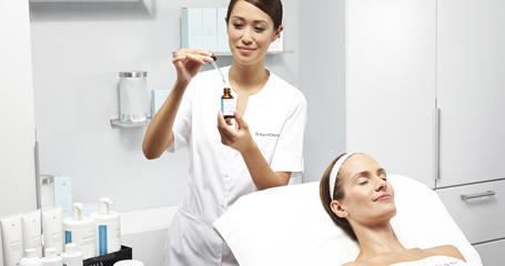 Anti-âge diagnostic peau